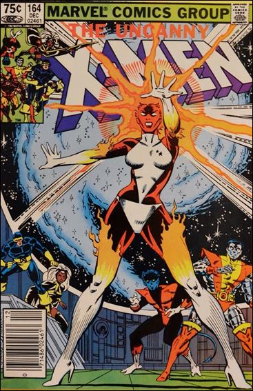 Uncanny X-Men (1981) 164-B by Marvel