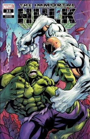 Immortal Hulk 33-D