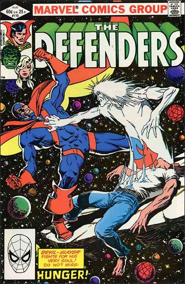 Defenders (1972) 110-A by Marvel