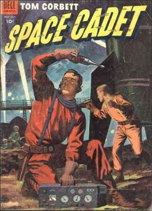 Tom Corbett, Space Cadet (1953) 10-A