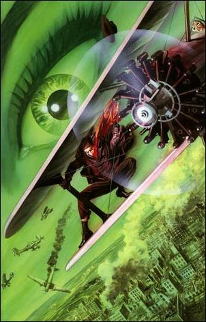 Shadow (2012) 9-E by Dynamite Entertainment