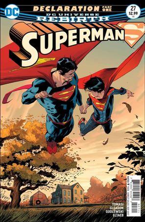 Superman (2016) 27-A