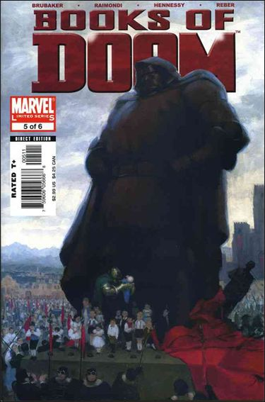 Books of Doom 5-A by Marvel