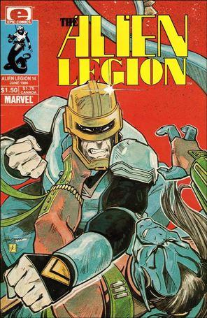 Alien Legion (1984) 14-A