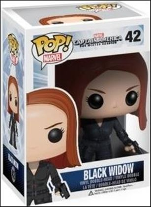 POP! Marvel Black Widow