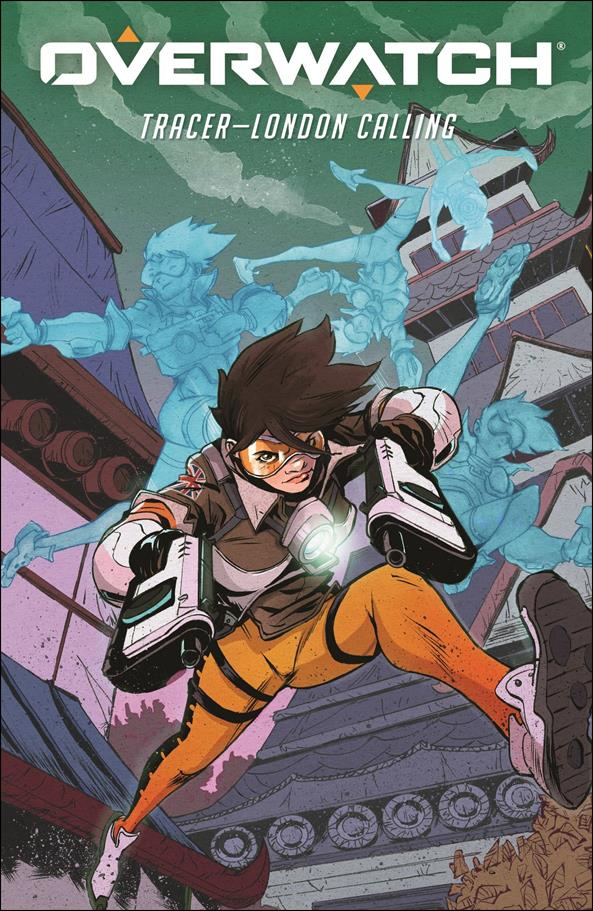 Overwatch: Tracer - London Calling 5-B by Dark Horse