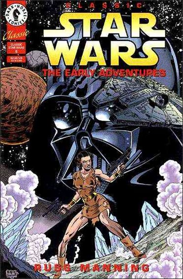 Classic Star Wars: The Early Adventures 5-A by Dark Horse