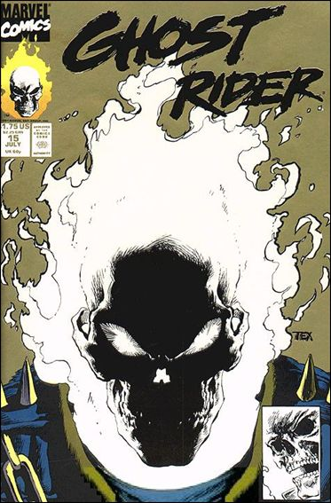 Ghost Rider (1990) 15-B by Marvel
