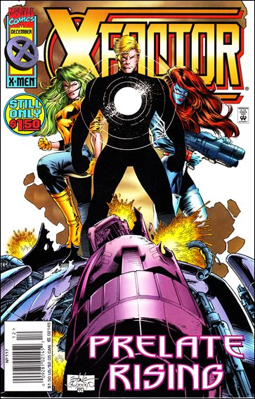 X-Factor (1986) 117-B by Marvel
