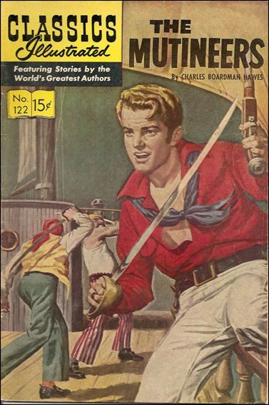 Classic Comics/Classics Illustrated 122-G by Gilberton