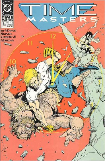 Time Masters 8-A by DC