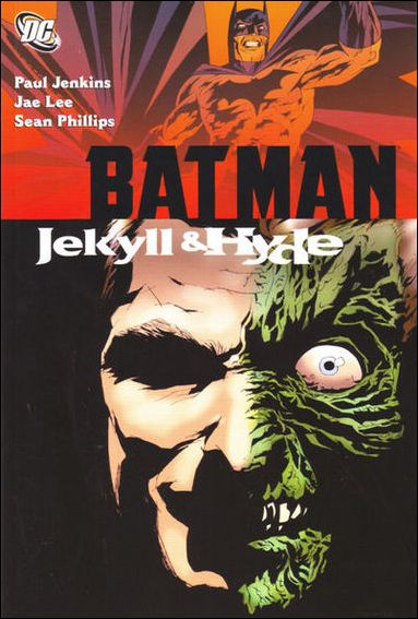 Batman: Jekyll & Hyde 1-A by DC