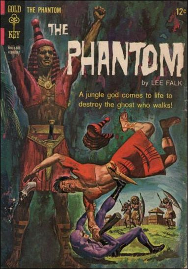 Phantom (1962) 10-A by Gold Key