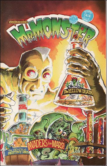 Doc Stearn…Mr. Monster 5-A by Eclipse