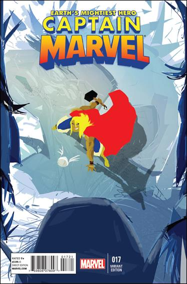 Captain Marvel (2012) 17-B by Marvel