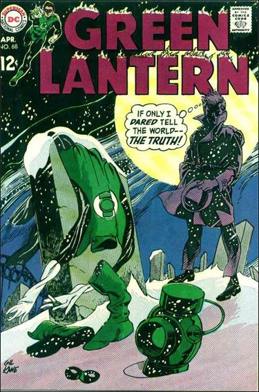 Green Lantern (1960) 68-A by DC