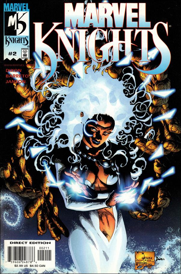 Marvel Knights (2000) 2-A by Marvel