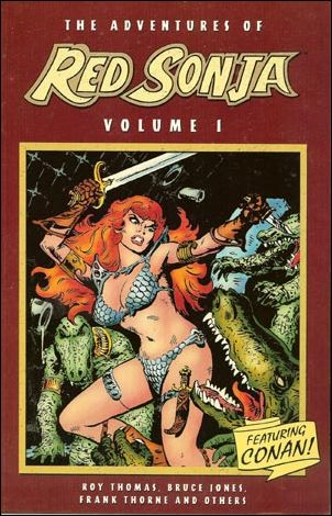 Adventures of Red Sonja 1-A by Dynamite Entertainment
