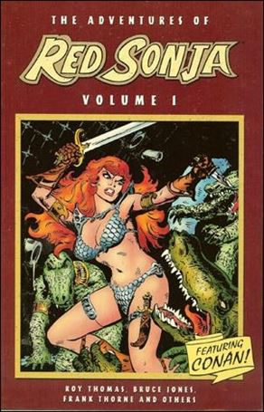 Adventures of Red Sonja 1-A