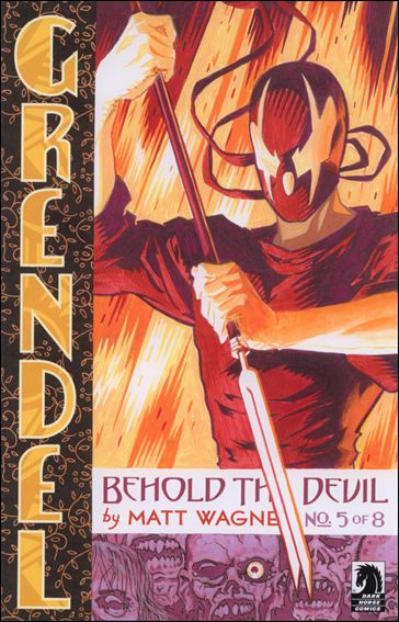 Grendel: Behold the Devil 5-A by Dark Horse