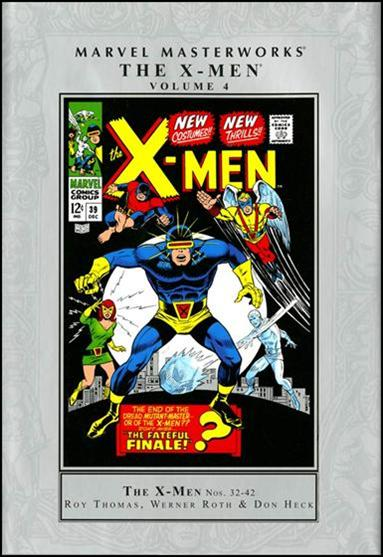Marvel Masterworks: The X-Men 4-C by Marvel