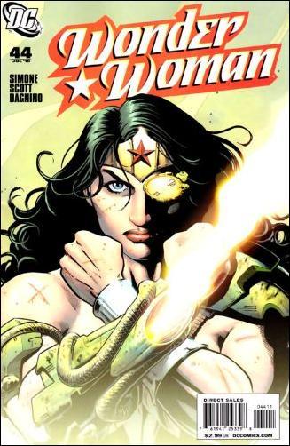 Wonder Woman (2006) 44-A by DC