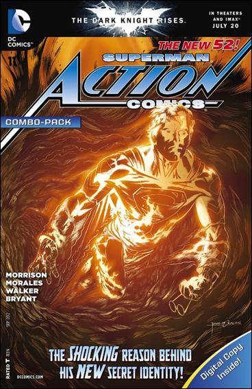 Action Comics (2011) 11-B by DC