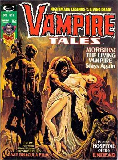 Vampire Tales 7-A by Marvel