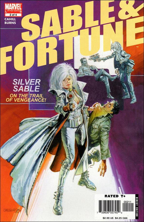 Sable & Fortune 2-A by Marvel