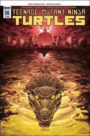 Teenage Mutant Ninja Turtles (2011) 56-A