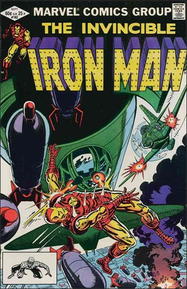 Iron Man (1968) 162-A by Marvel