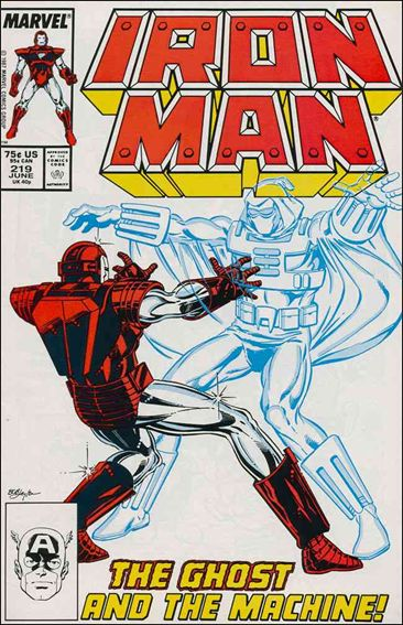 Iron Man (1968) 219-A by Marvel