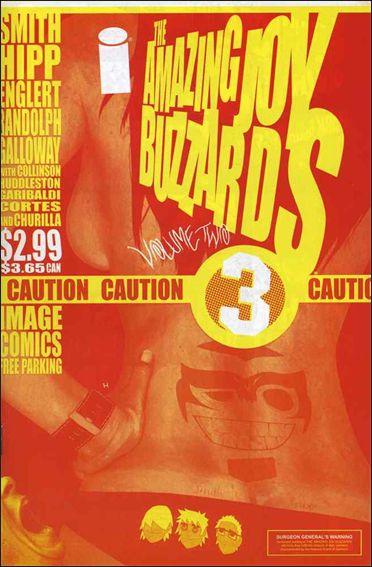 Amazing Joy Buzzards (2005/10) 3-A by Image