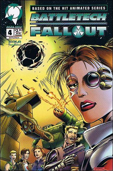 BattleTech: Fallout 4-A by Malibu