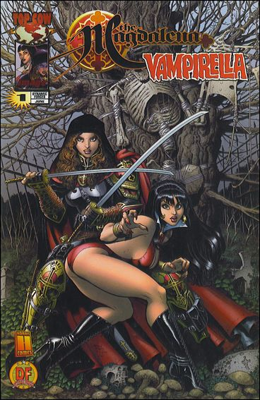 Magdalena/Vampirella (2003) 1-C by Top Cow