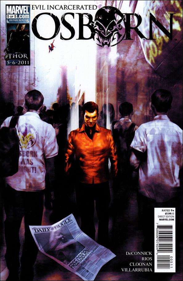 Osborn 5-A by Marvel