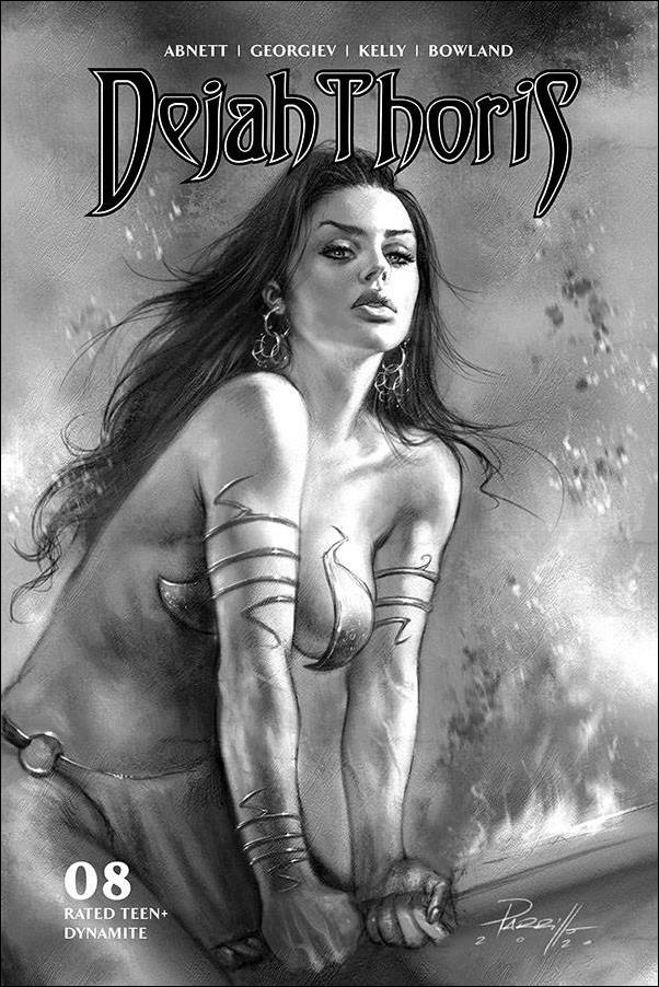 Dejah Thoris (2019) 8-H by Dynamite Entertainment