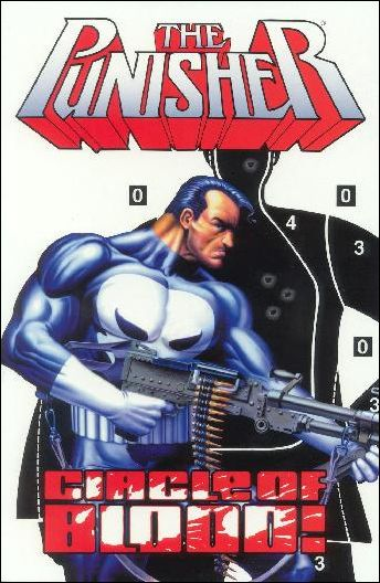 Punisher: Circle of Blood 1-C by Marvel