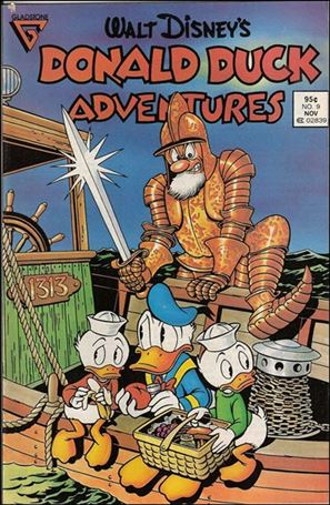 Walt Disney's Donald Duck Adventures (1987) 9-A