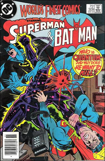 World's Finest Comics 309-A by DC