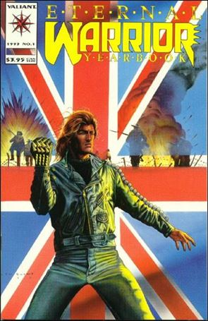 Eternal Warrior Yearbook 1 A Comic Book