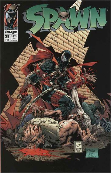 Spawn 28-A by Image