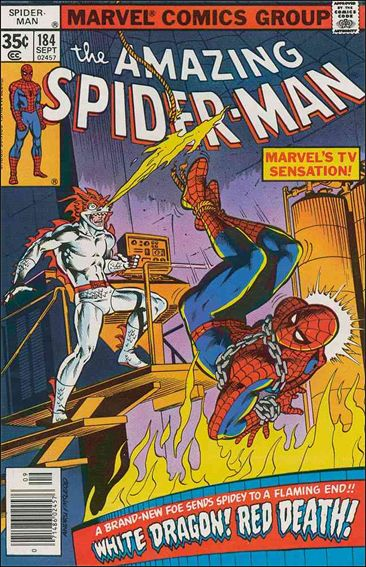 Amazing Spider-Man (1963) 184-A by Marvel