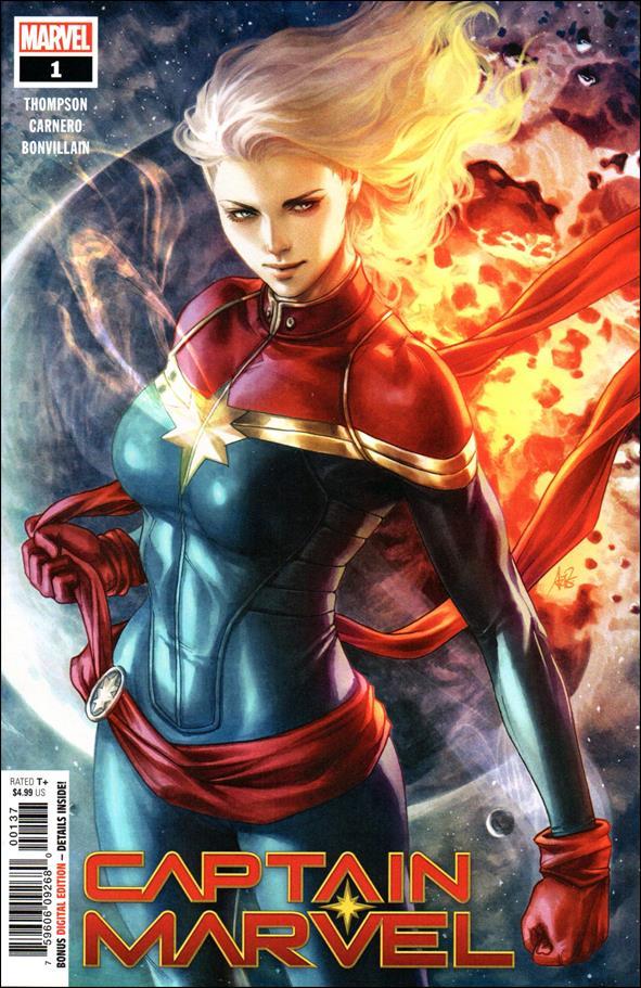 Captain Marvel (2019) 1-N by Marvel