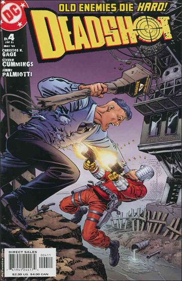 Deadshot (2005) 4-A by DC