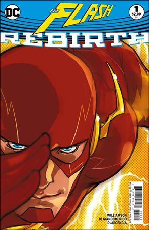 Flash: Rebirth (2016) 1-A