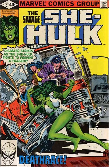 Savage She-Hulk 2-A by Marvel