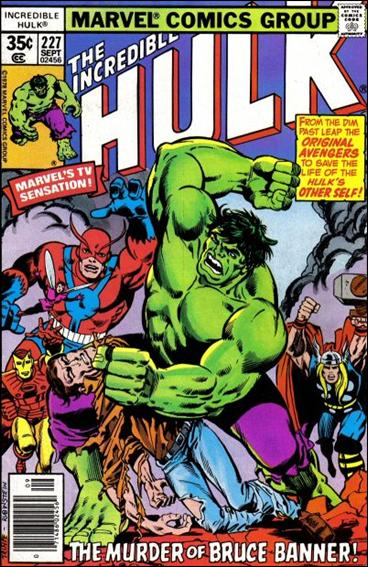 Incredible Hulk (1968) 227-A by Marvel