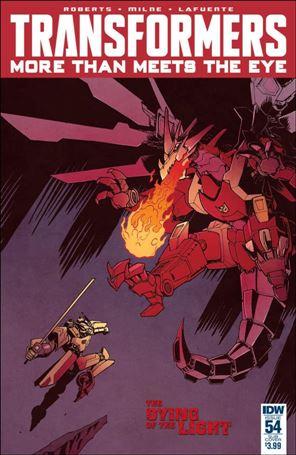 Transformers: More Than Meets the Eye (2012) 54-B