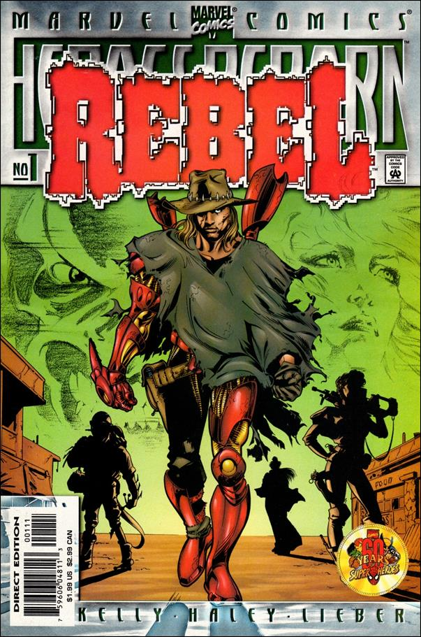 Heroes Reborn: Rebel 1-A by Marvel